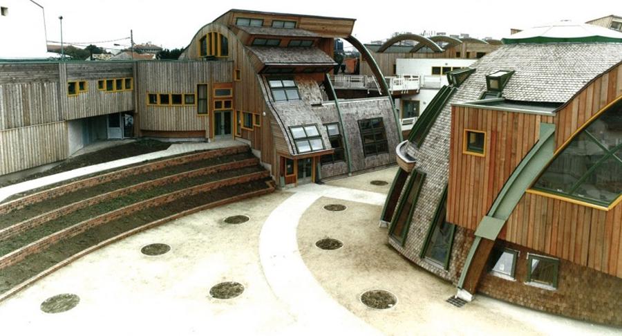 Collège Pierre Sémard, Bobigny © S Radouan