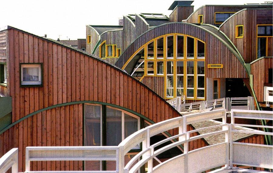 Collège Pierre Sémard, Bobigny © Iwona Buczkowska