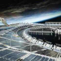 Benoît Paterlini (France) -  Architecture et Innovation pour l'Espace, nominé 2019, « un projet offrant des perspectives de vie future dans les stations spatiales ».
