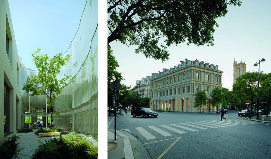 Atelier Senzu, Chambre des Notaires de Paris, Livraison 2022 | © Atelier Senzu