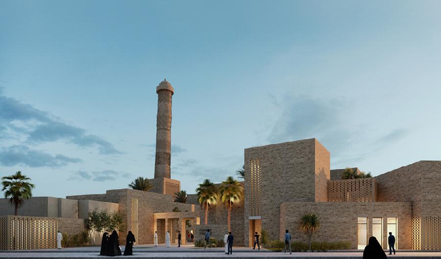 « Courtyards dialogue » © UNESCO – Salah  Hareedy; Khaled El-Deeb;  Sherif Ebrahim & Tarek Ali Mohamed