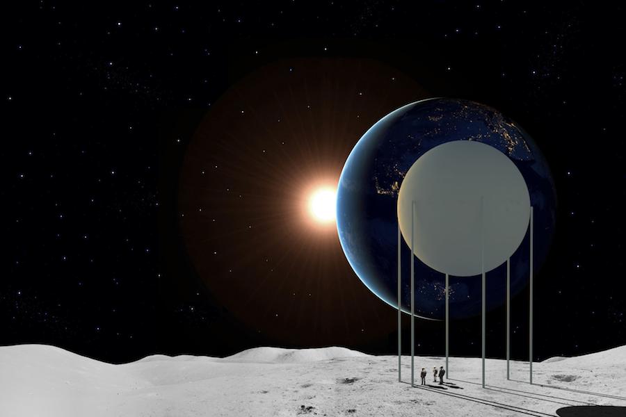 Architecture on the Moon (2016), Victor Jesus del Carpio Torres