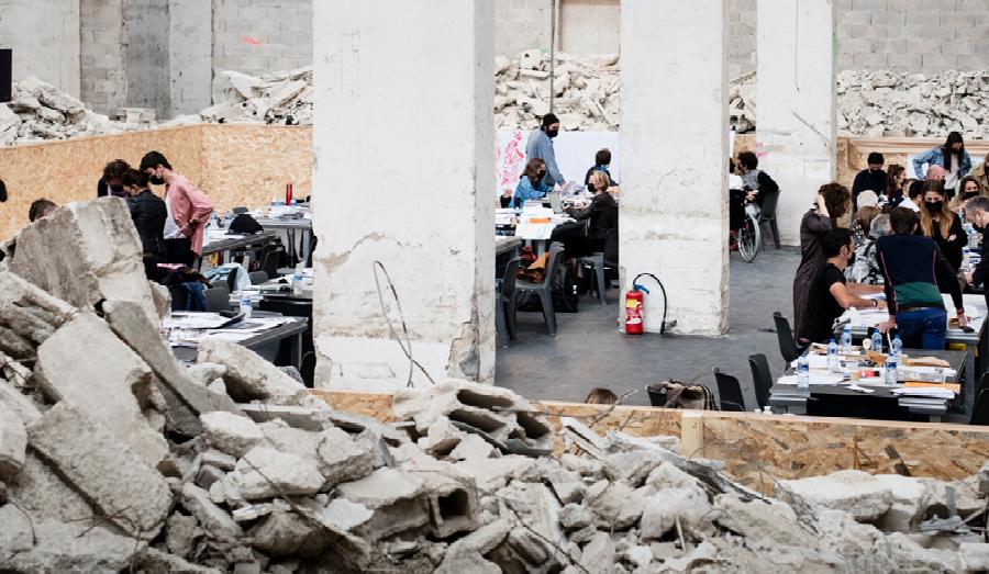 Va jouer dehors – Réparer la ville © Sébastien Normand