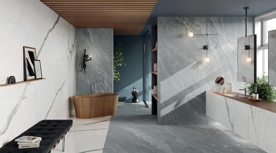 Maxfine H270 - Tyrol Stone and Bianco Venato Extra ©FMG