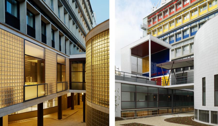 Cité de Refuge, Paris, 2009-2015